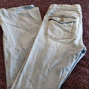 Victoria's Secret Low rise jeans